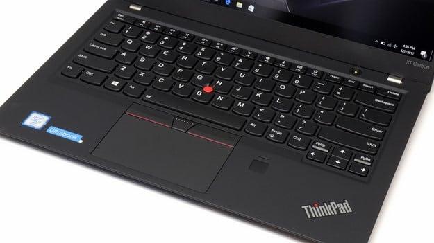 ThinkPad X1 Carbon Keyboard