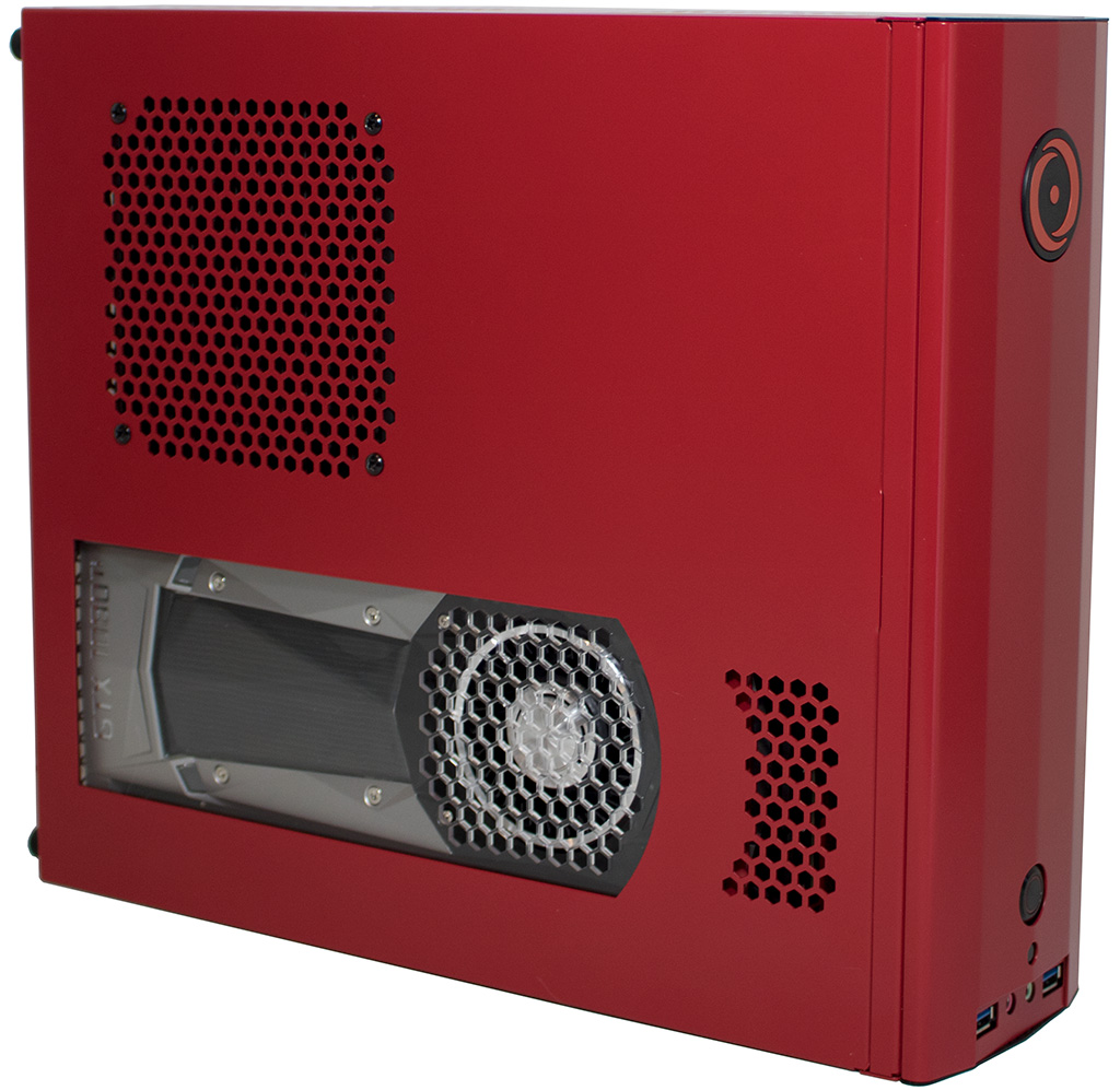 Origin PC Chronos Review: A Powerful Small Form Factor Desktop PC For 4K Gaming