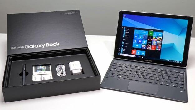 Samsung Galaxy Book 12 Kit