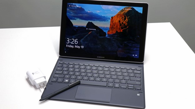 Samsung Galaxy Book 12 Pen and Charger