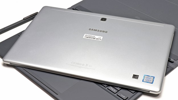 Samsung Galaxy Book 12 back