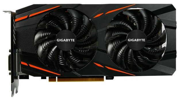 gb rx 580 front