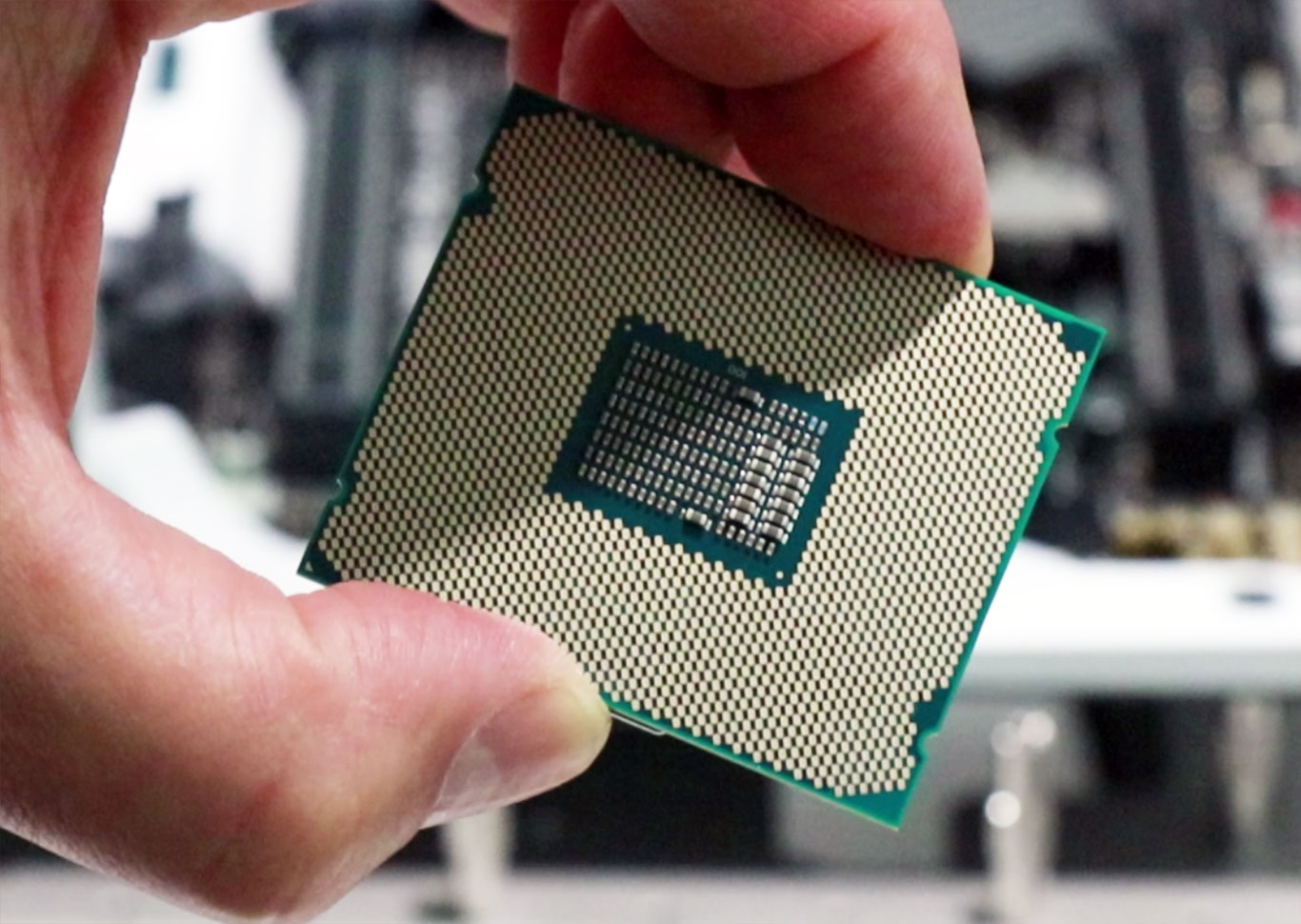 Intel Core i9-7900X And Core i7-7740X CPU Review: Skylake-X and Kaby Lake-X Debut
