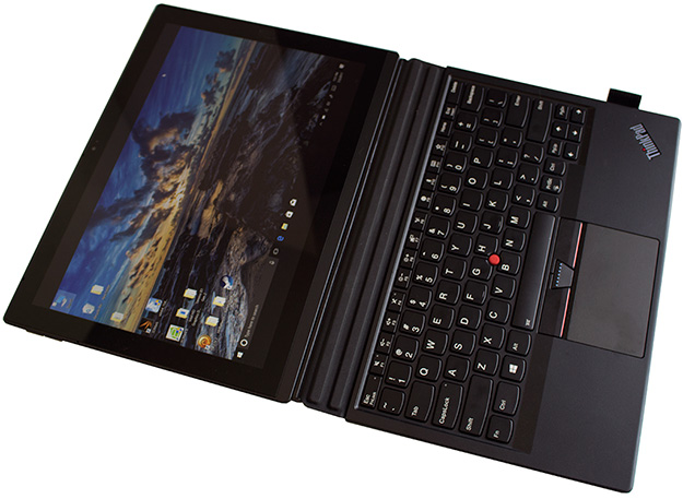 Lenovo ThinkPad X1 Tablet 2nd Gen Flat