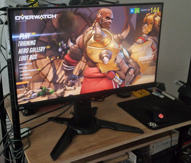 acer predator XB252Q Overwatch 2