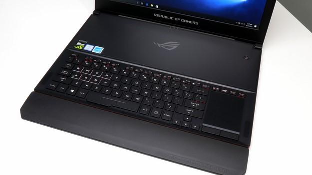 ASUS Zephyrus keyboard