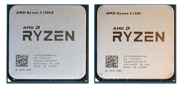 We've got the Ryzen 3 1300X and Ryzen 3 1200 quad-core processors in house and have powered through a series of benchmarks with both chips to show you where ...