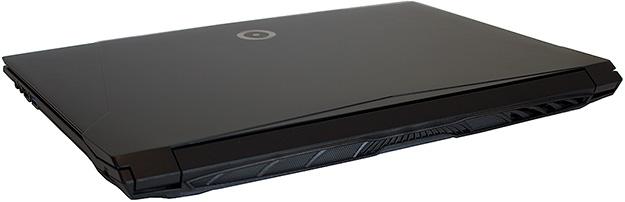 Origin PC EON15-S Vents