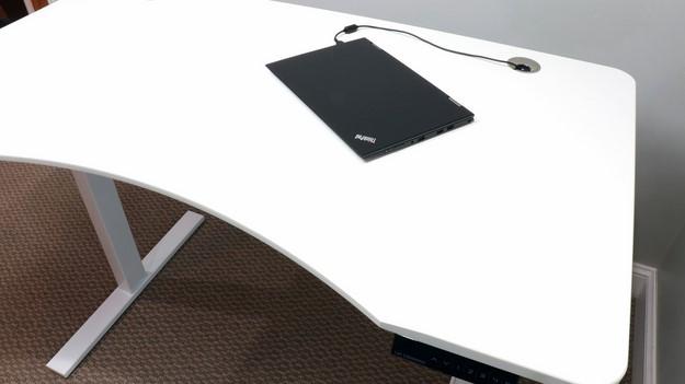 Autonomous Smart Desk 2 Cable guide notebook