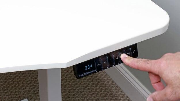 Autonomous Smart Desk 2 Position Switches