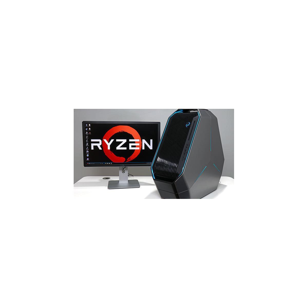Alienware Area-51 Ryzen Threadripper Edition Hands-On With