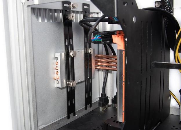 streacom db4 build panel reinstalled