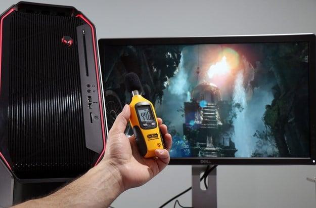 Alienware Area 51 Threadripper Gaming Acoustics