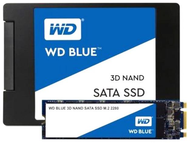 wd blue ssds