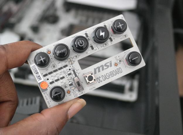 MSI z270 Titanium
