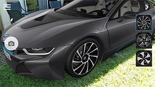 ASUS ZenFone AR BMW Wheels
