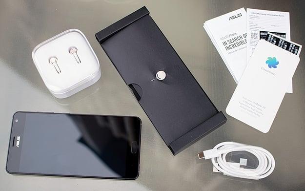 ASUS ZenFone AR Contents