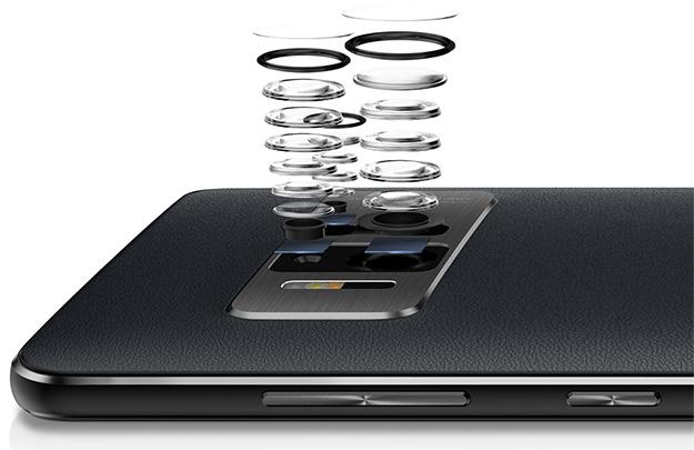 ASUS ZenFone AR Depth Sensors