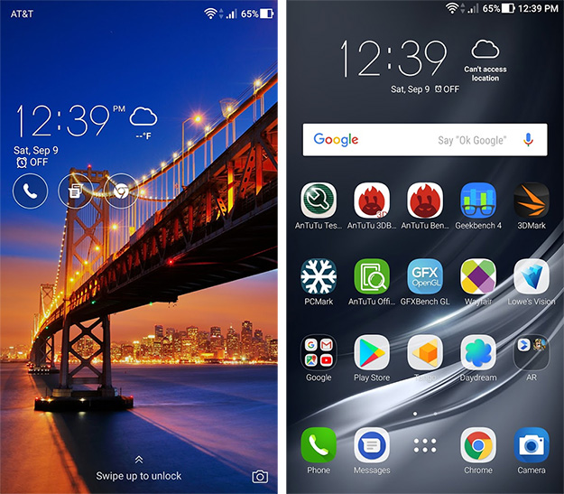 ASUS ZenFone AR Android
