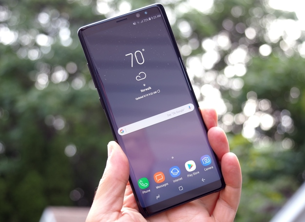 note 8 style 5