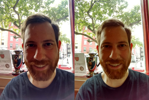 moto z2 play camera comparison front