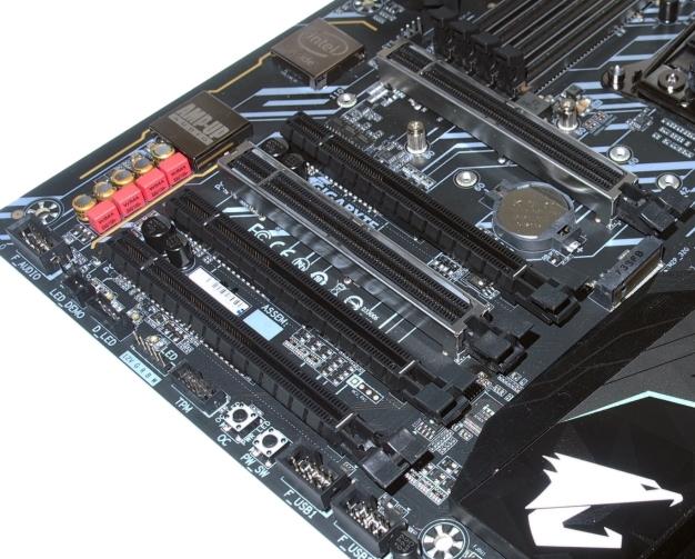 gb x299 gaming slots