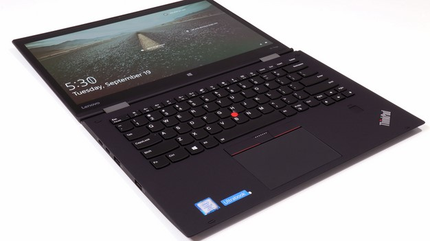 Lenovo X1 Yoga OLED Gen2 Open Flat