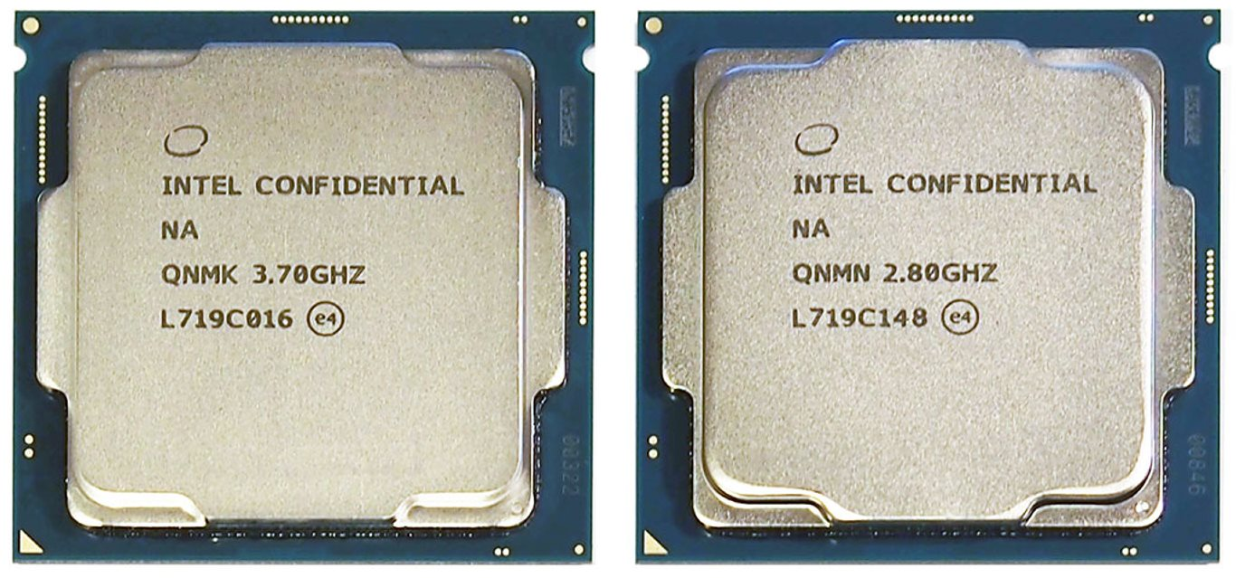 Intel Core i7-8700K And Core i5-8400 Review: Coffee Lake - More Cores, Performance And Value