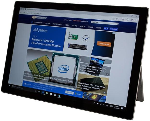 MIcrosoft Surface Pro HotHardware