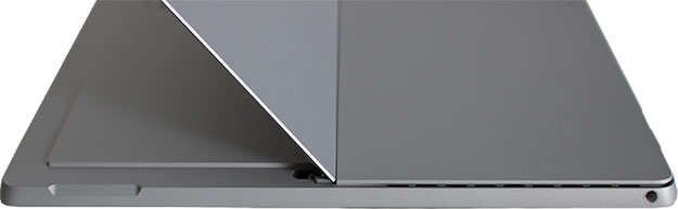Microsoft Surface Pro Left Side Ports