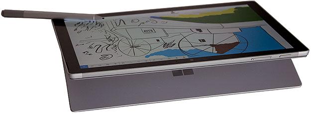 Microsoft Surface Pro Studio Mode