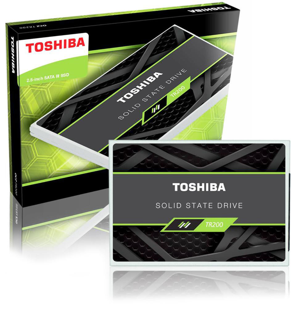 Toshiba TR200 SSD Review: Affordable SATA Solid State Storage