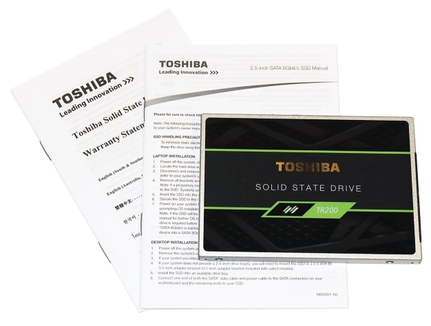 toshiba tr200 bundle