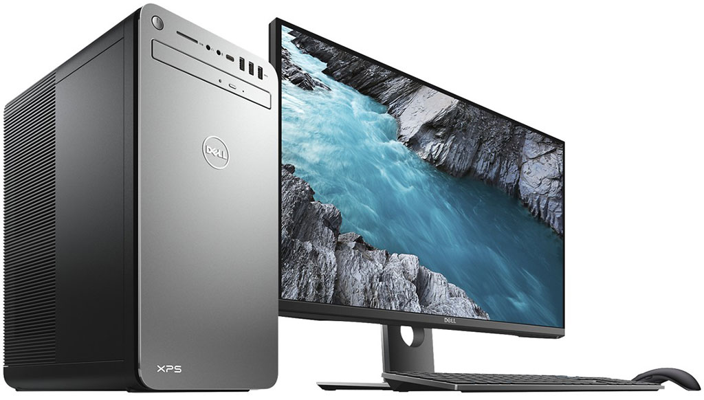 Dell XPS Tower Special Edition (8930) Review: A Coffee Lake-Infused