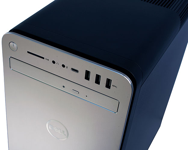 Dell XPS Tower Special Edition Ports
