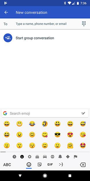 Oreo Emoji Update