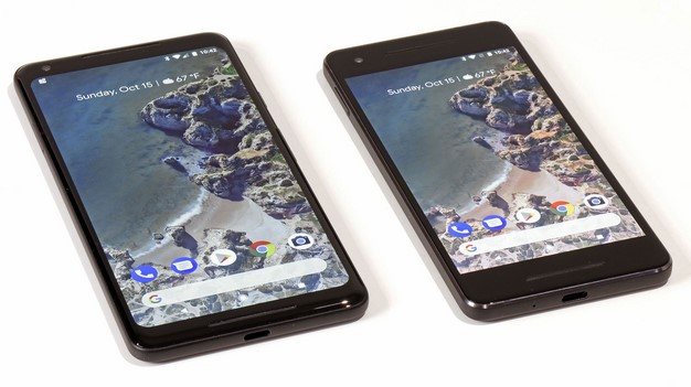 Pixel 2 and Pixel 2 Xl Displays