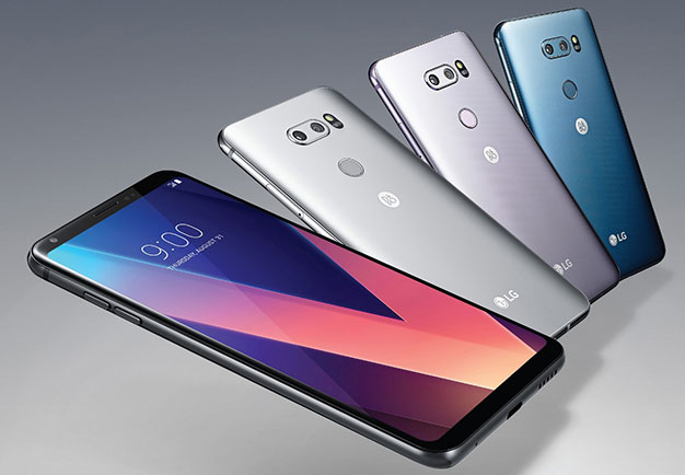 LG V30 Color Options