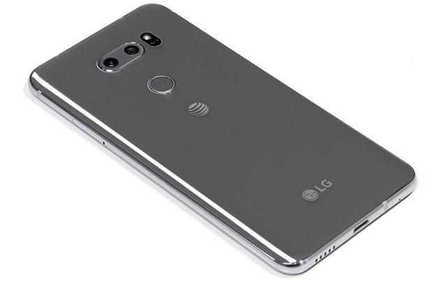 back LG V30