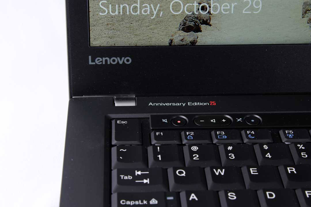 Lenovo ThinkPad 25 Anniversary Edition Review: Retro Style, Modern Performance