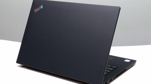 Lenovo ThinkPad 25 Back
