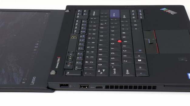 Lenovo ThinkPad 25 Left Edge