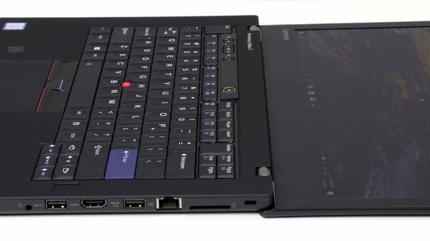 Lenovo ThinkPad 25 Right Edge