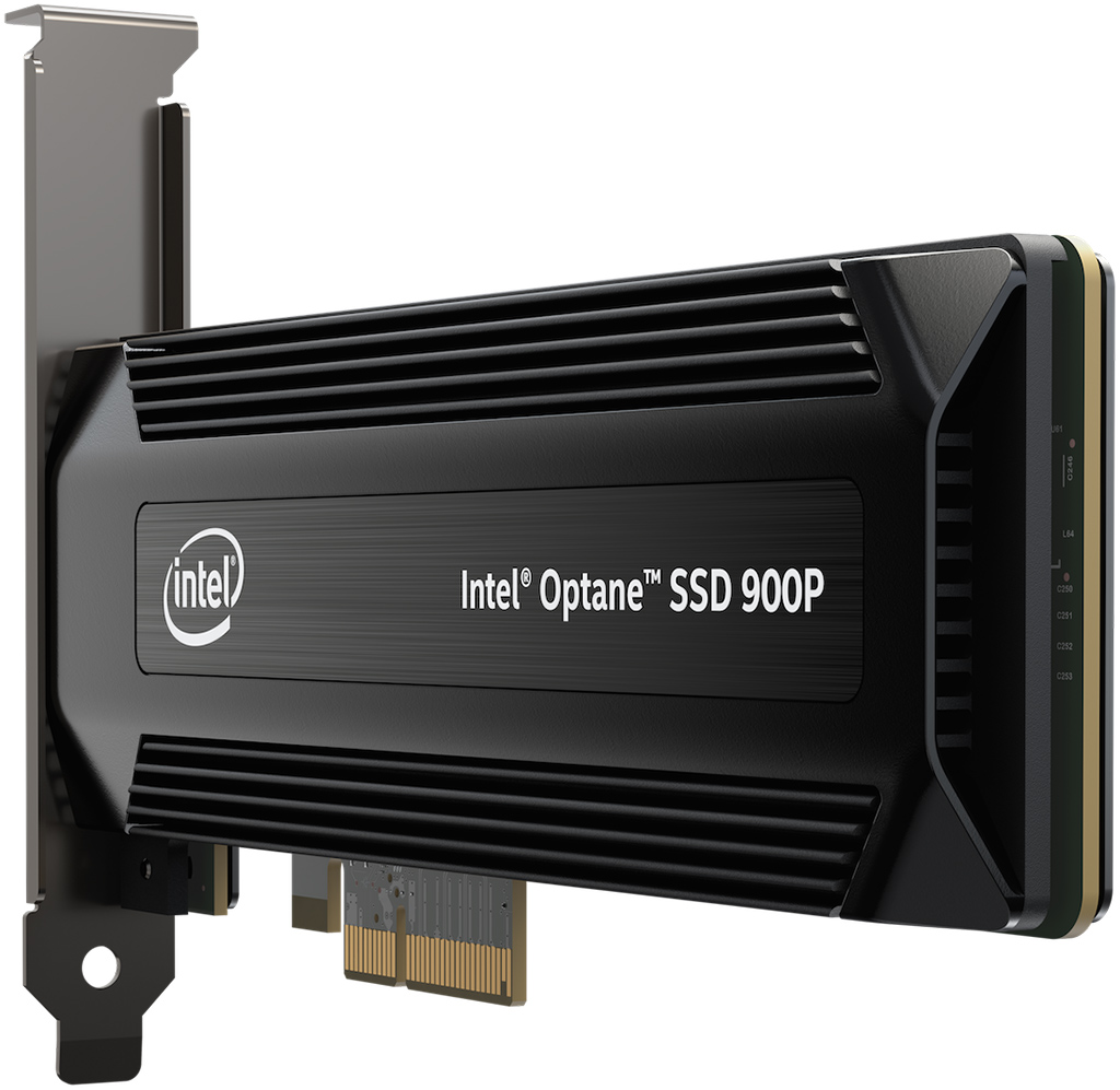 Intel Optane SSD 900P Review: The Fastest, Most Responsive SSD Yet