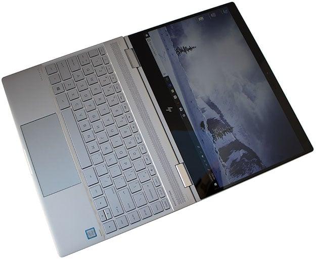 HP Spectre x360 Flat