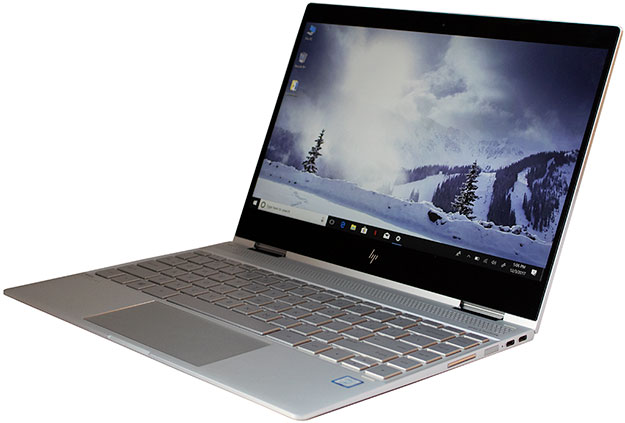 HP Spectre x360 Angled