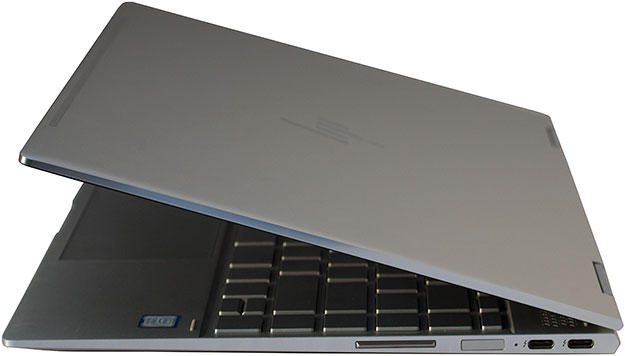 HP Spectre x360 Ports Right Side