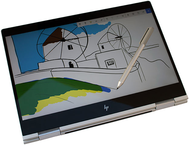 HP Spectre x360 Tablet