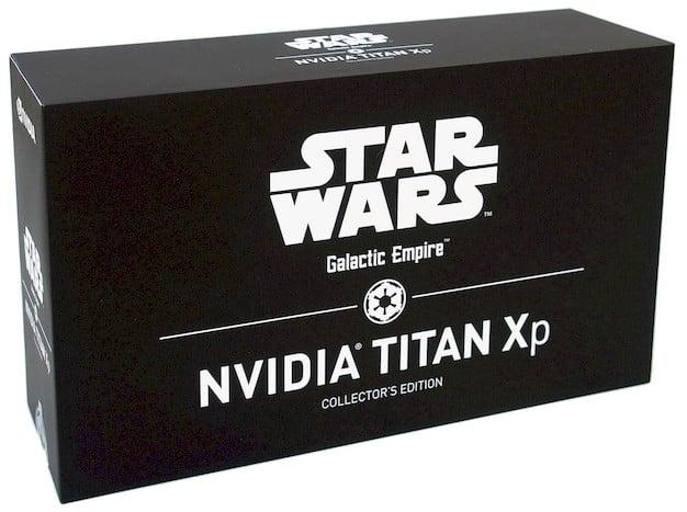 titan xp star wars box