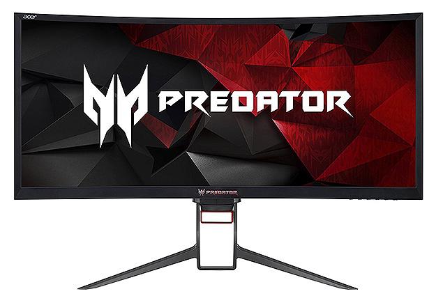 acer predator Z35P nvidia g sync monitor 1